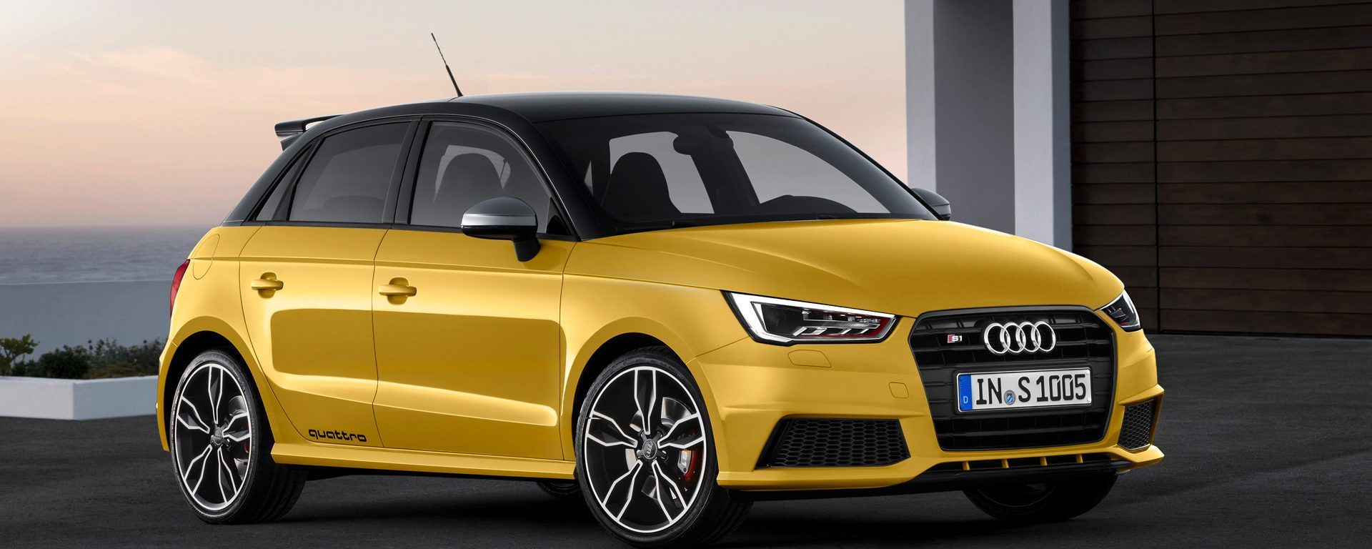 Audi A1 audio upgrade