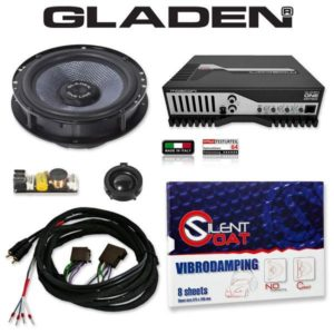 GLADEN ONE GOLF 4 Pack 1