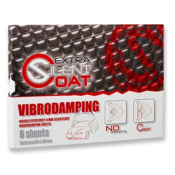 Silent Coat Extra Volume Pack