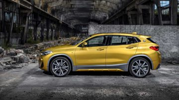 BMW X2 Audio Upgrade